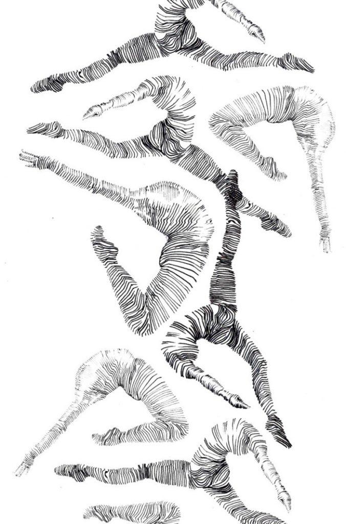 Dancers by Charlotte Edey