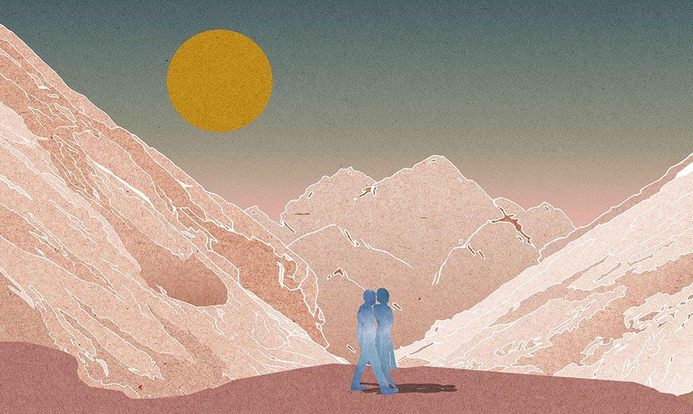 BBC News Charlotte Edey Illustration