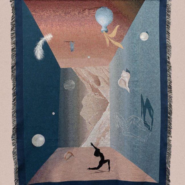 Quiet Tapestry Charlotte Edey 2018