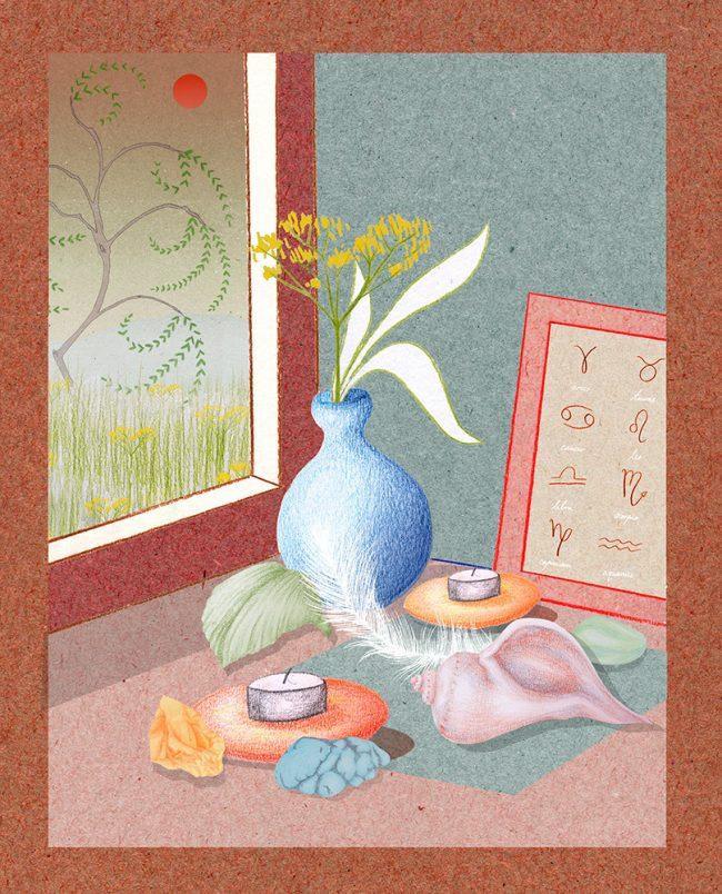 The Spirit Almanac Charlotte Edey Penguin Random House 2018